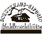 Schutzhaus Mahlknechthütte
